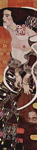 Salome, by Gustav Klimt