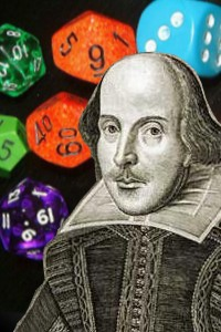 Shakespeare Gaming