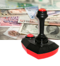 Joystick and Money