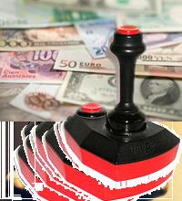 Joystick and Money