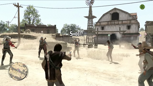 Red Dead Redemption: Mexican Standoff
