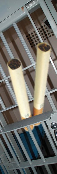 Smoke 'Em If You Got 'Em: Cigarette Black Markets In U.S. Prisons And Jails