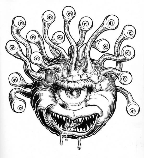 Beholder, by Coop