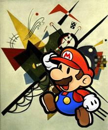 Kandinsky Mario