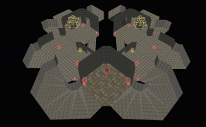 Assay: map for Unreal 3 by the Handy Vandal