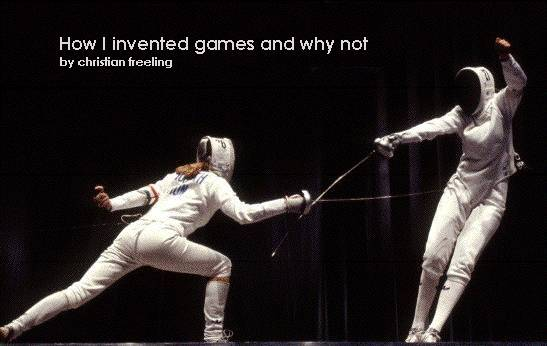 Christian Freeling: How I invented games and why not