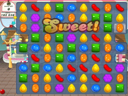 Candy Crush: Sweet!