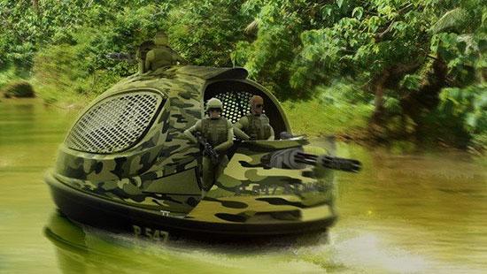 JetCapsule (militarized)